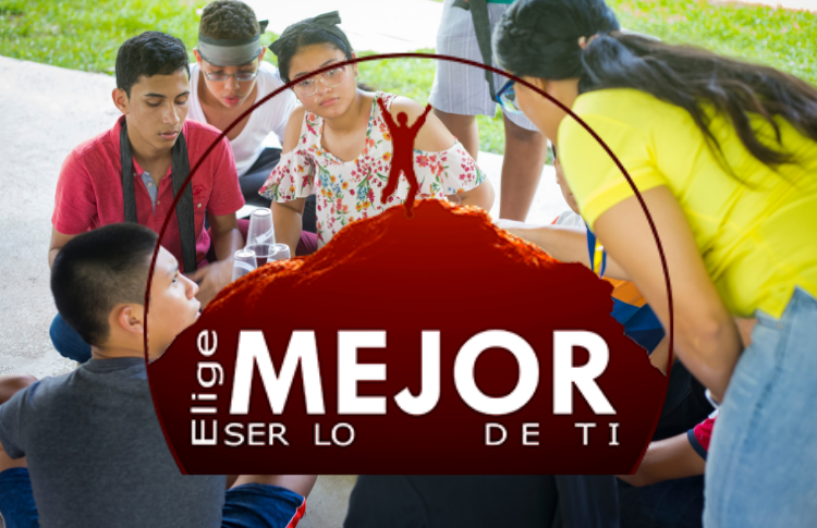 ELIGE SER LO MEJOR DE TI -2019